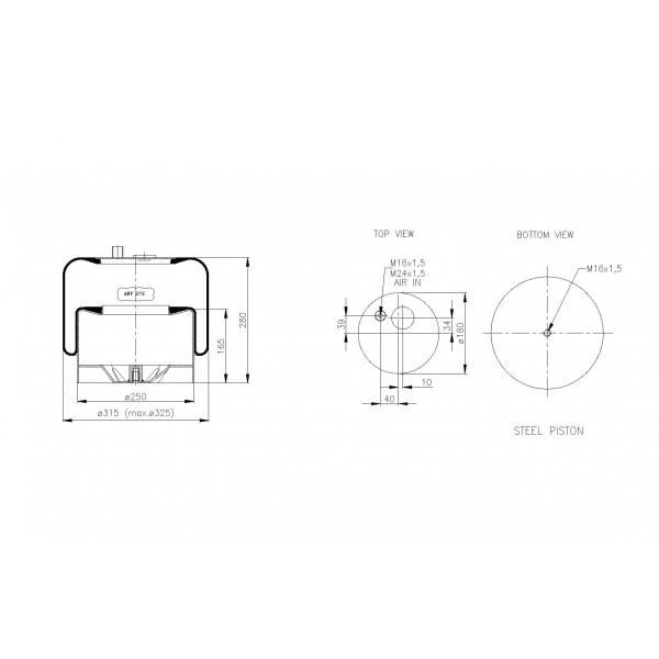 ABV275-G-01 ΑΕΡΟΦΟΥΣΚΑ NEOTEC (4185NP21)