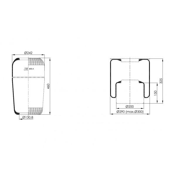 AB455A ΑΕΡΟΦΟΥΣΚΑ NEOTEC (720Ν)