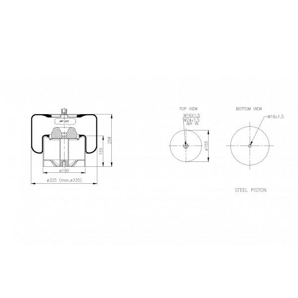 ABV265-C-05 ΑΕΡΟΦΟΥΣΚΑ NEOTEC (4737NP22)